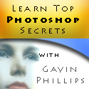 Learn Top Photoshpo Secrets - With Gavin Phillips